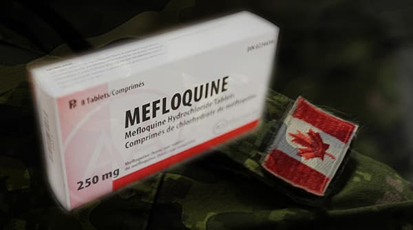 May 1, 2019–Three  Mefloquine Lawsuits Filed Against Government of Canada