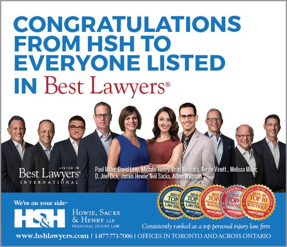 Ten HSH Partners Recognized in the 2021 Edition of Best Lawyers in Canada