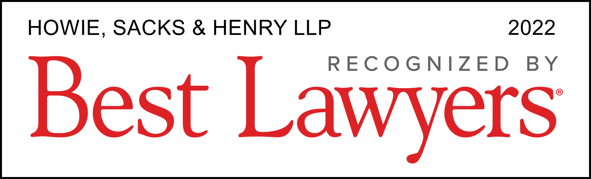 Eleven HSH Partners Recognized in The Best Lawyers in Canada 2022
