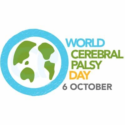 October 6, 2018 — World Cerebral Palsy Day