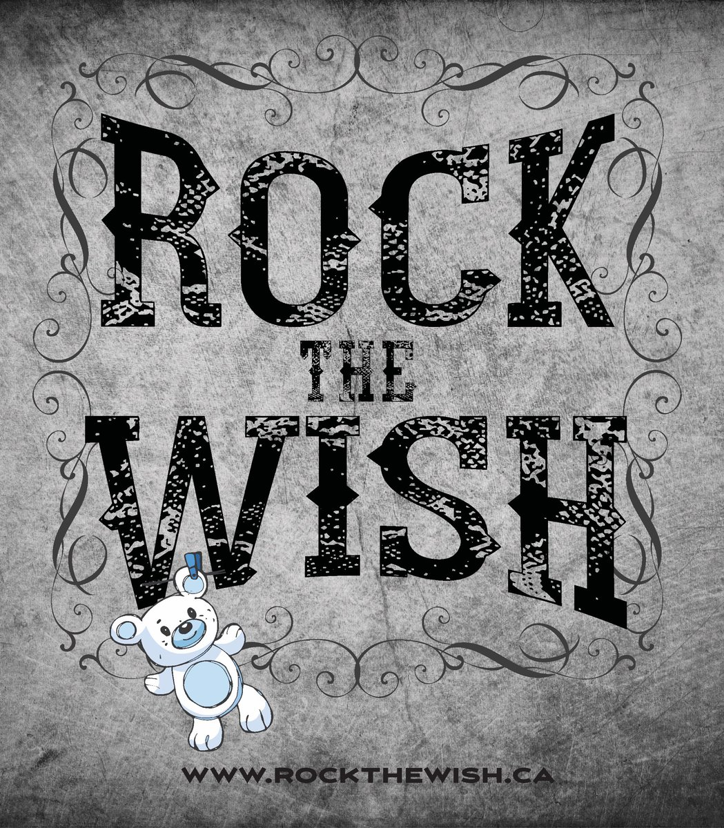 October 19, 2019 – Rock The Wish