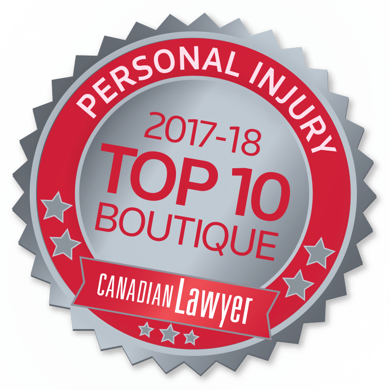 Howie, Sacks & Henry LLP – Personal Injury Law – Top 10 Personal Injury Boutique 2017-18