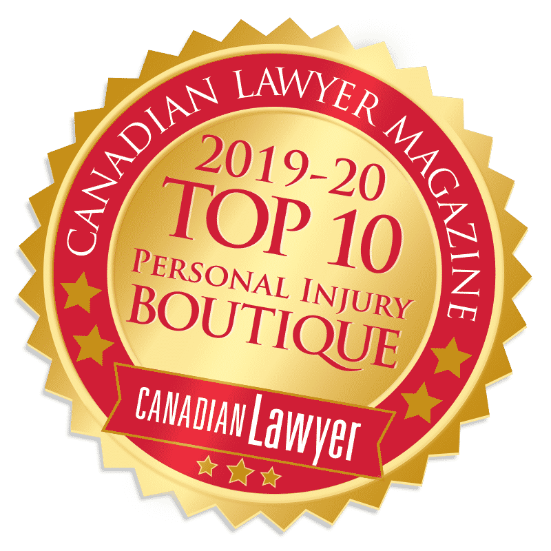 Howie, Sacks & Henry LLP – Personal Injury Law – Top 10 Personal Injury Boutique 2019-20