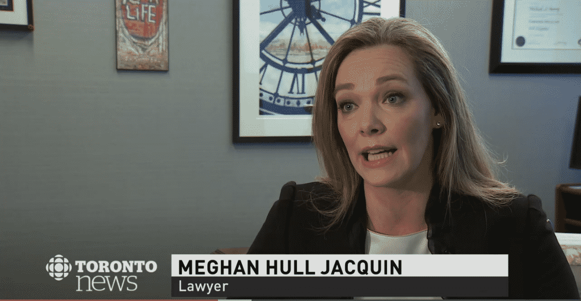 January 26, 2018 – Meghan Hull Jacquin discusses Nursing Home Abuse with CBC Toronto