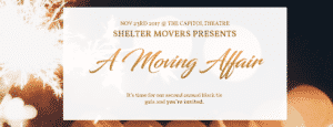 Shelter Movers of Toronto Gala