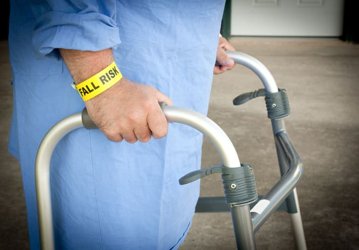 Serious Slip And Fall Accidents at Nursing Homes