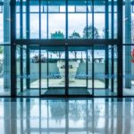 glass-automatic-sliding-doors-entrance-into-shopping-mall
