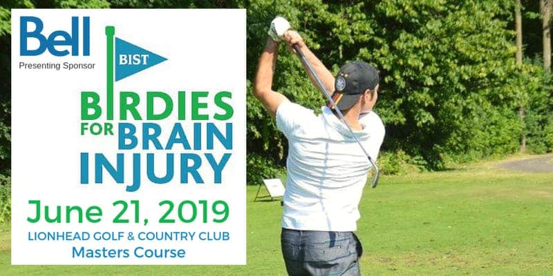 June 21, 2019 – HSH Supports the Birdies for Brain Injury Golf Tournament