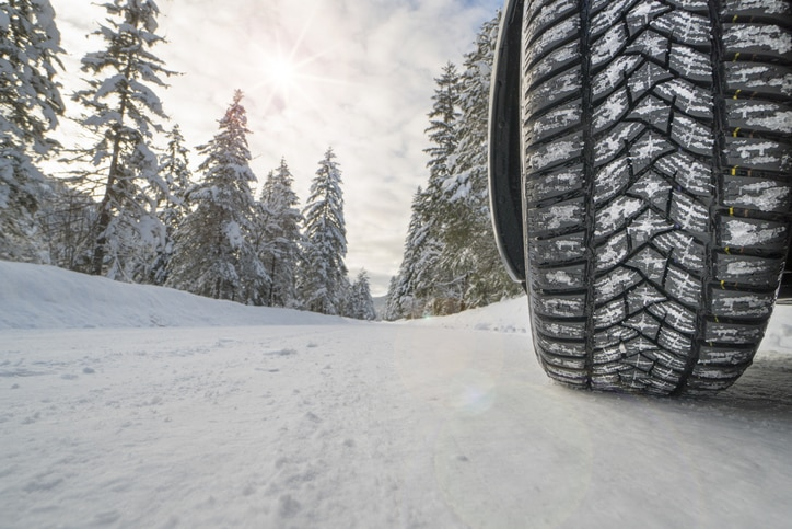 Road Safety: Time To Put on Those Winter Tires
