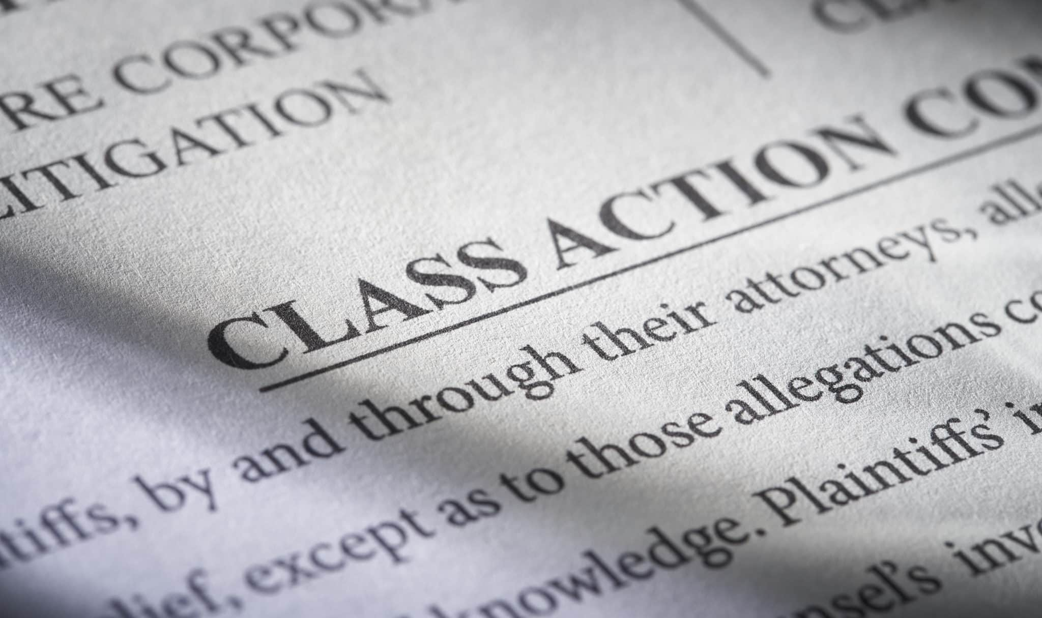 Plaintiff's Beware: How the Ontario Government's Proposed Changes to the Class Proceedings Act May Limit your Ability to Bring a Class Action