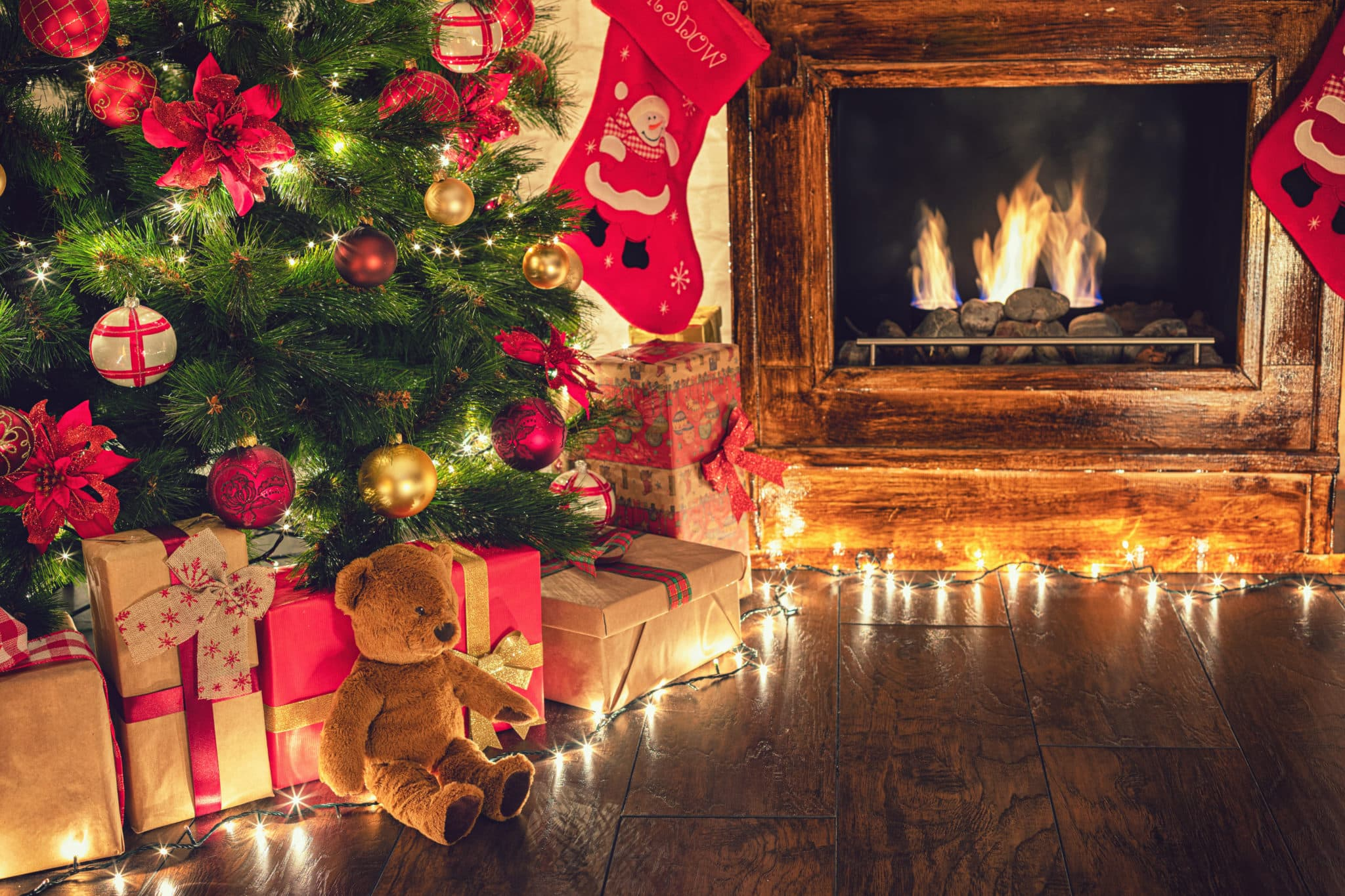 Prevent Christmas Tree Fires With These Safety Tips