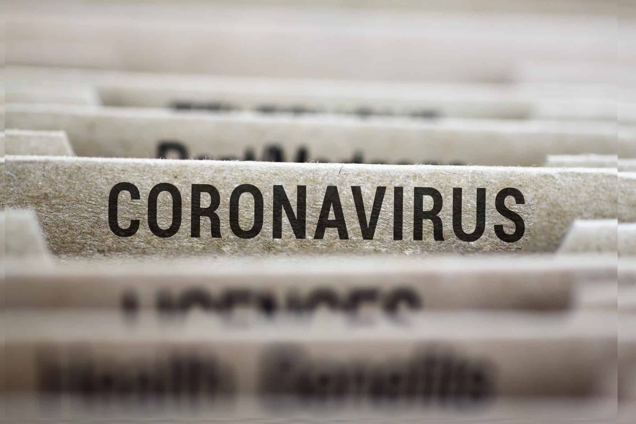 An important message to our clients regarding Coronavirus (COVID-19)