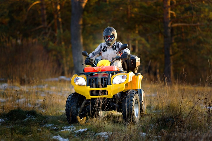 The Road Not Taken: Off-Road Vehicle Safety