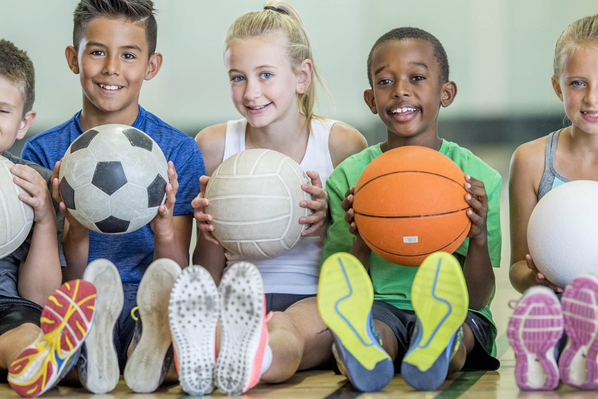 How to avoid children's sports injuries
