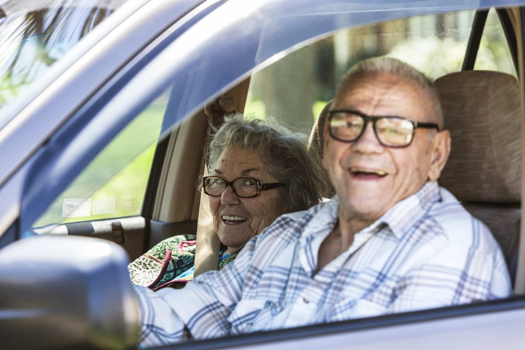 Ageless Safety: Tips for Seniors Driving After 80