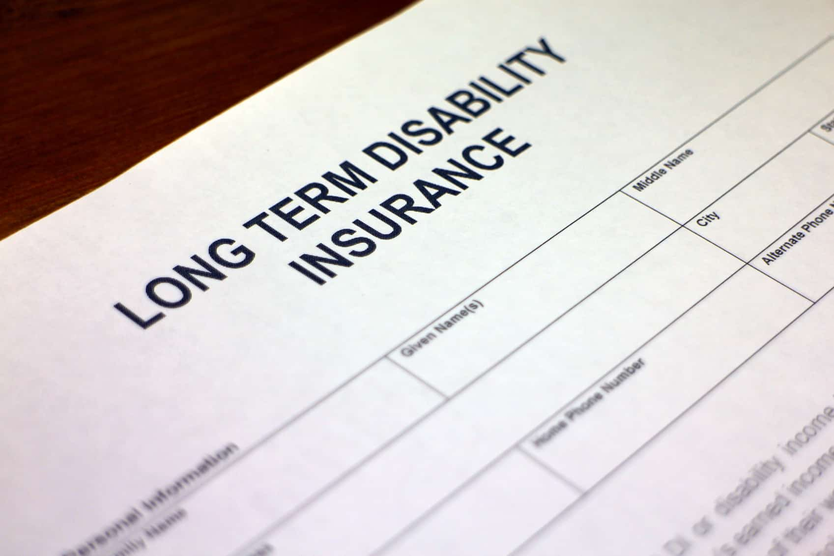 Exclusion Clauses in Long Term Disability Policies