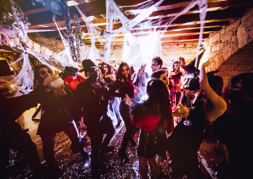 What are your legal obligations as host of a Halloween party?