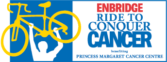 June 8-9, 2019 – James Howie Rode 220 km in the Enbridge Ride To Conquer Cancer